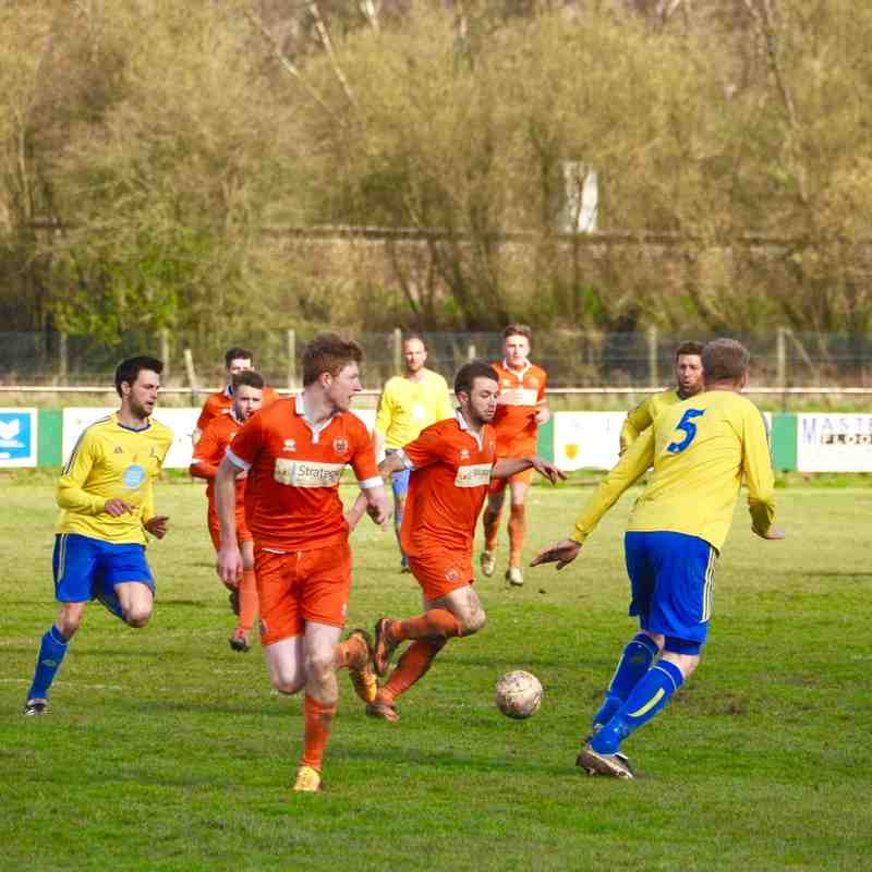 Gillingham Town reserves v Witchampton