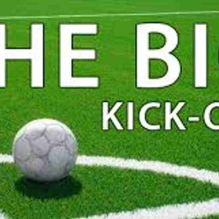 2019/2020 Season Kickoff Date Announced
