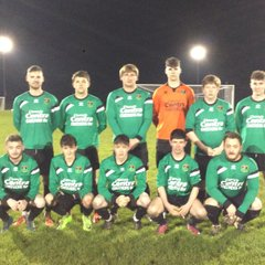 Kilkerrin United v Moylough '79 TP Brennan Connacht Cup
