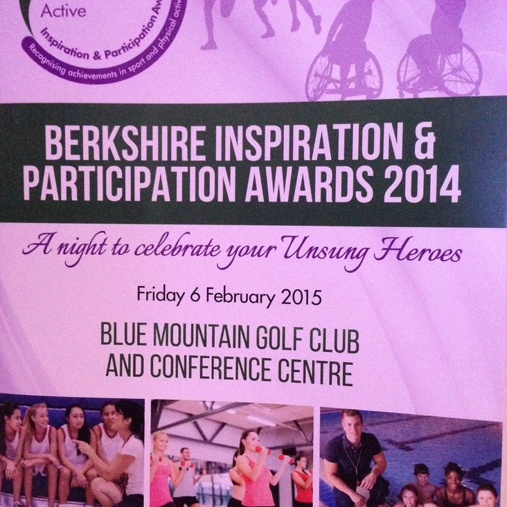 Berkshire Active Awards - the results are in!<