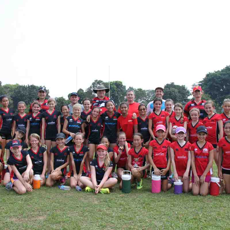 TRC U12  in October 2014