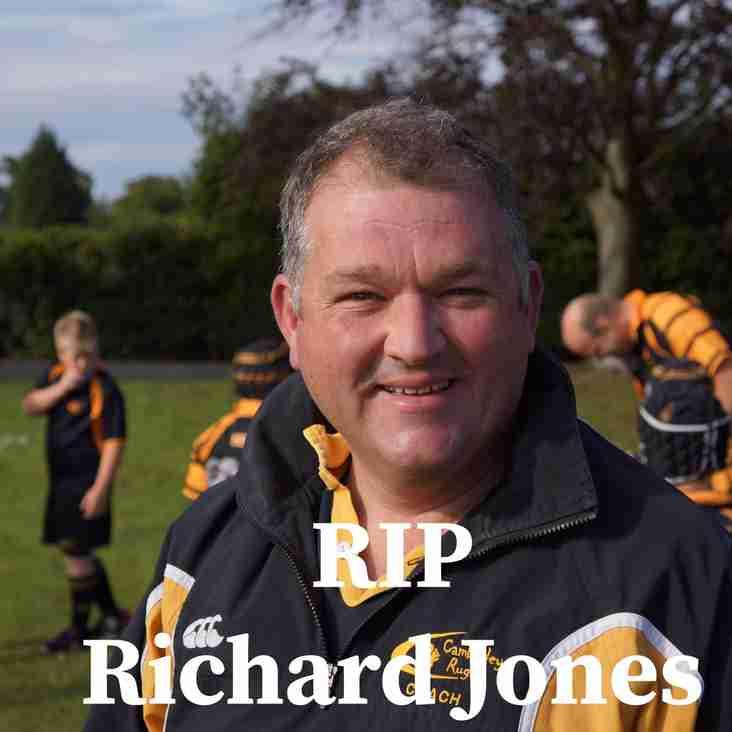 Richard Jones Memorial Match