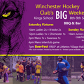Winchester Hockey Club's BIG Weekend!