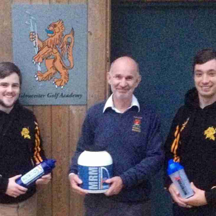 Gloucester Golf Club Team Up With Hucclecote RFC