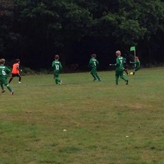 U9s v Beacon Hill Panthers - Sat 17 Sep 2016