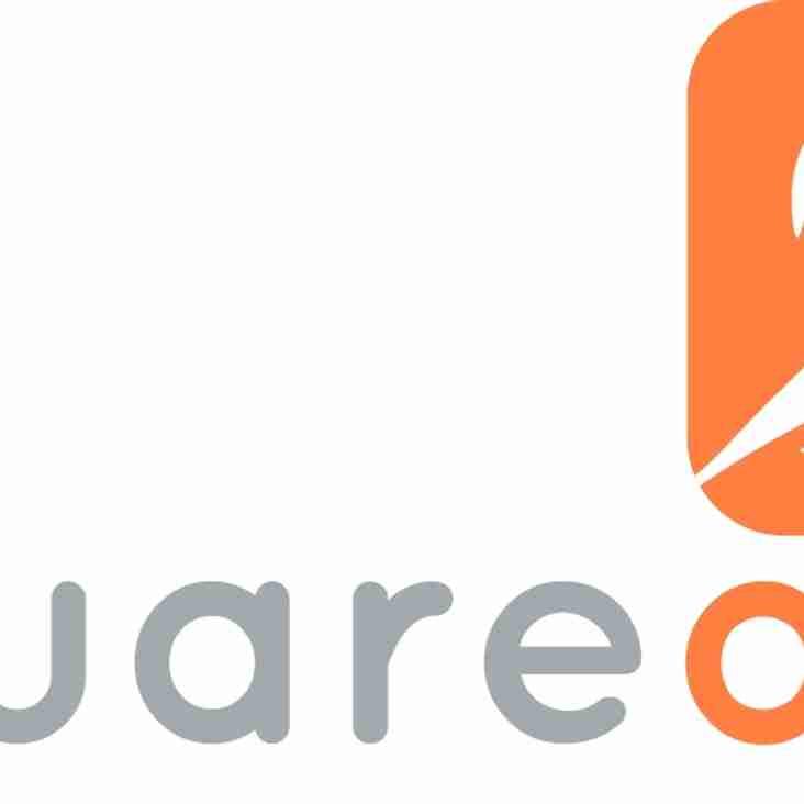 Teamwear Sponsor for U12's 2017/18 - Square One