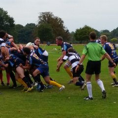 Bandits VS Teddington