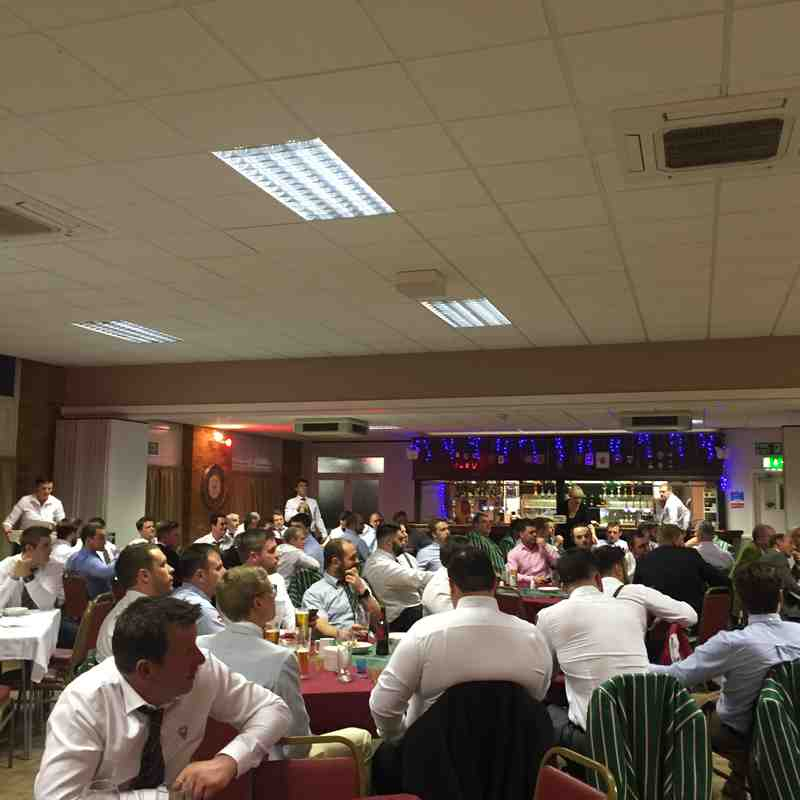 End of Season Dinner 2016/2017