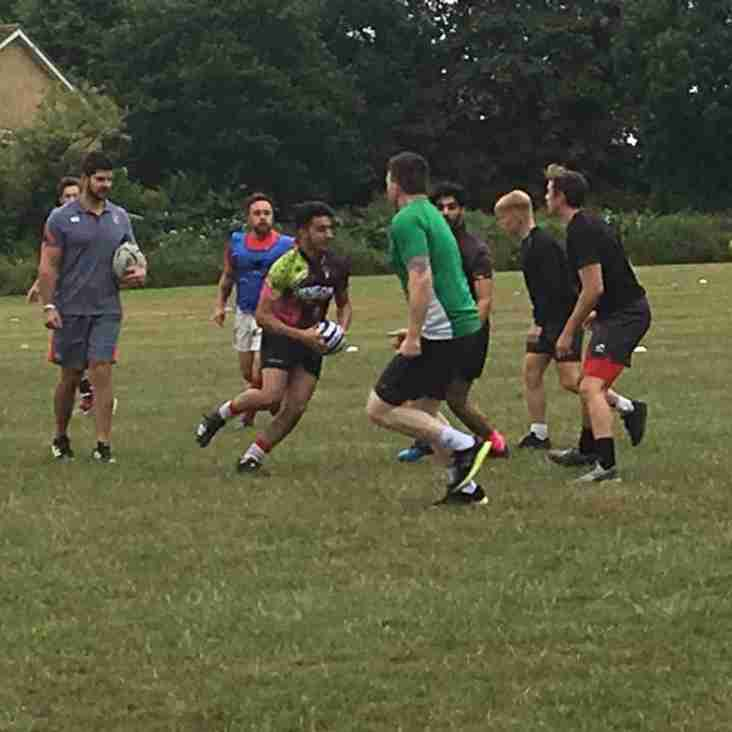 Combined Rugby Development Session