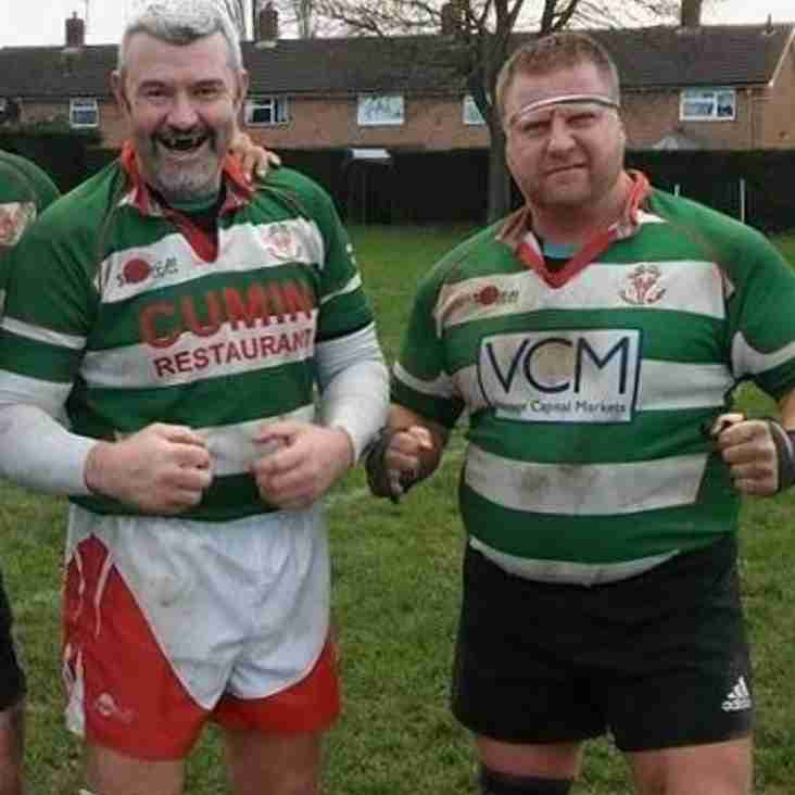 Over 35's Vets Rugby