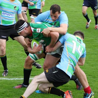 Disappointing Loss for 1st XV away to Grasshoppers