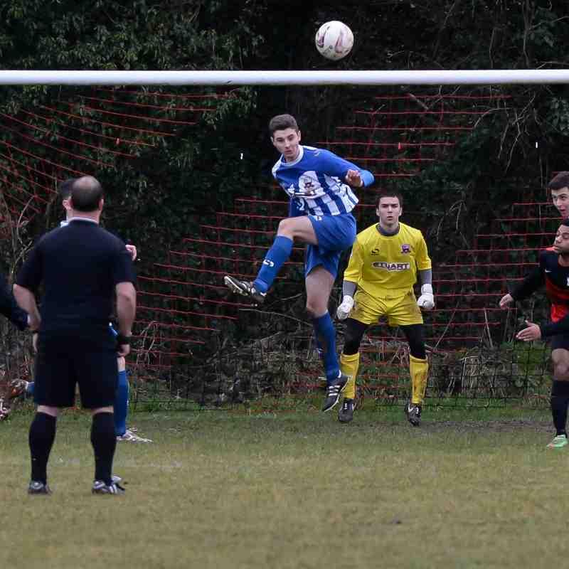 Nuneaton Town U16 v Saffron Dynamo u16