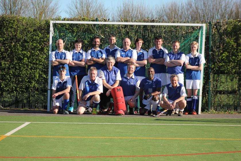 Men's 3rd XI: Loadsa Possession, Just Three Goals (And Points)