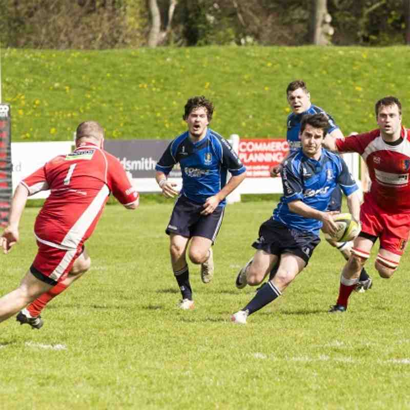 Chester 2nd XV Vs Vale of Lune (Credit John Cox Photography)