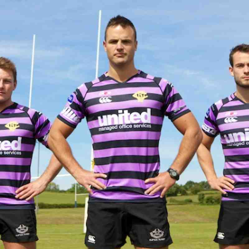 New 1st XV Home Shirt