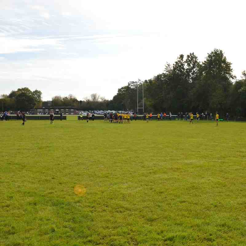 Burnham U16's Vs. Rochford (12/10/2014)