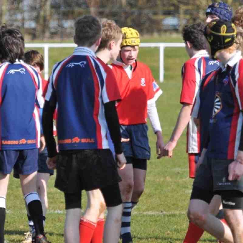 U14 Banbury A - Wantage A 10s tournament