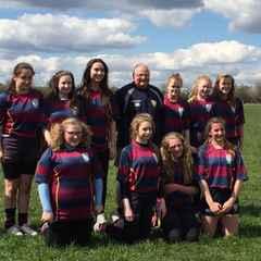 Girls league winners 2016