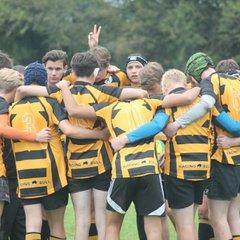 Bees U16 at Basildon 17/09/17