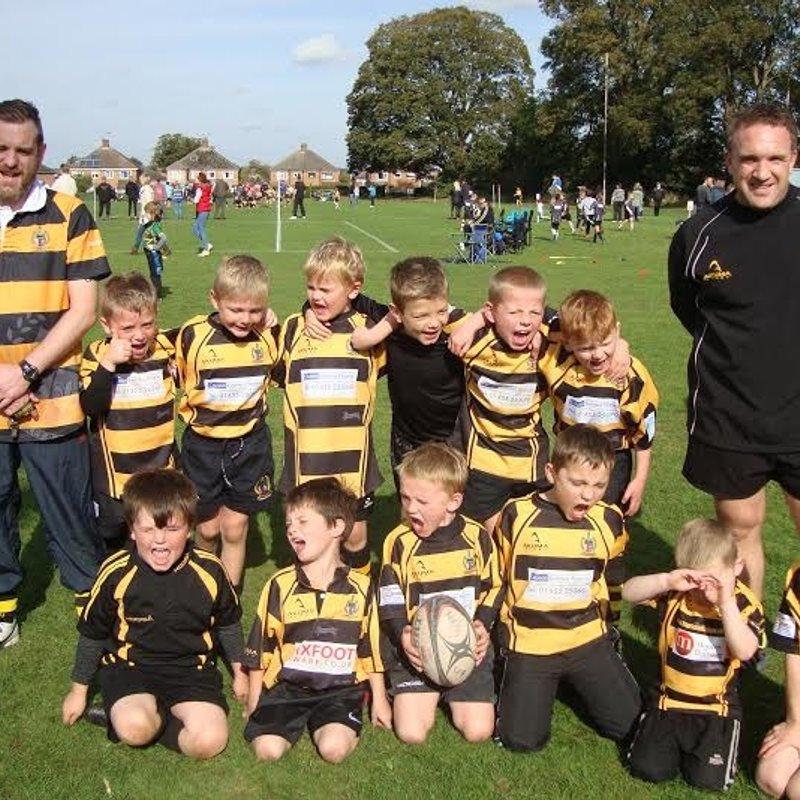 Hinckley Rugby Club | Hinckley RFC vs. Old Leamingtonians