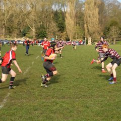 Congleton U16s vs Newcastle - 20 Mar 2016