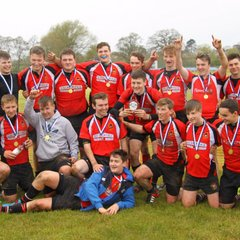 Congleton U16s vs New Brighton - Cheshire Shield - 01 May 2016
