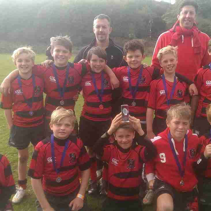 Heath Under 11s keep momentum going