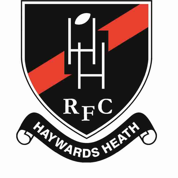 HHRFC AGM on Wednesday 8 June - Documents online