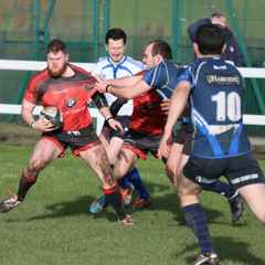 Heath 1st XV frustrated by performance away at Brighton