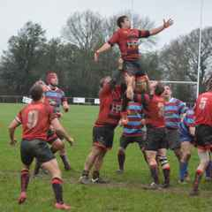 Heath seniors bounce back with double wins against Hove