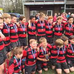 Heath U11s & U12s both retain county titles