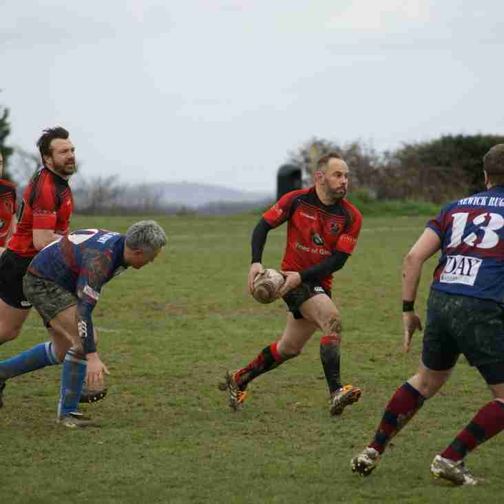 Heath RAMs win against at Newick