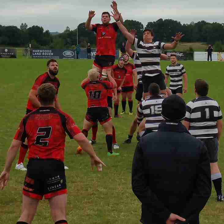 Heath narrowly lose out at Pulborough