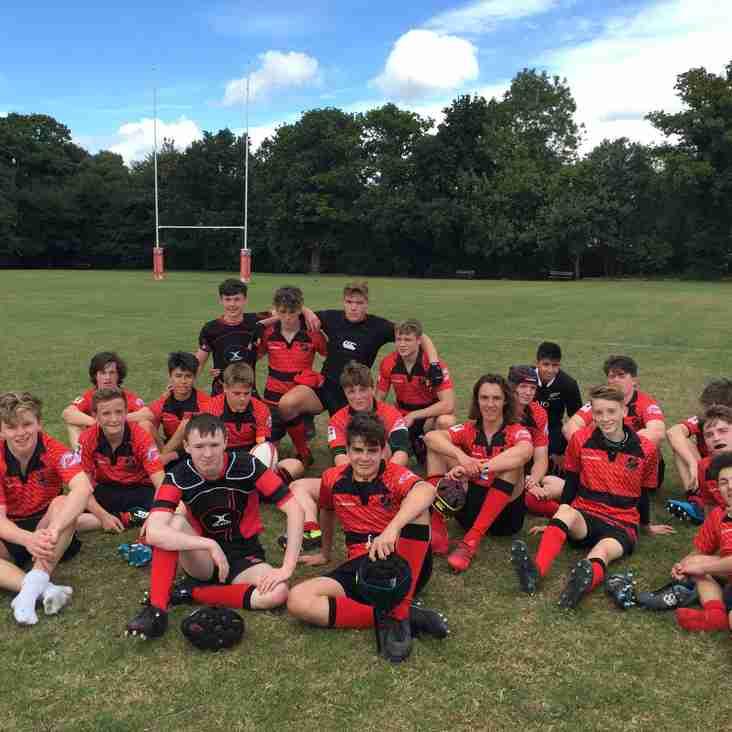 Heath U16s secure second bonus point win of the season