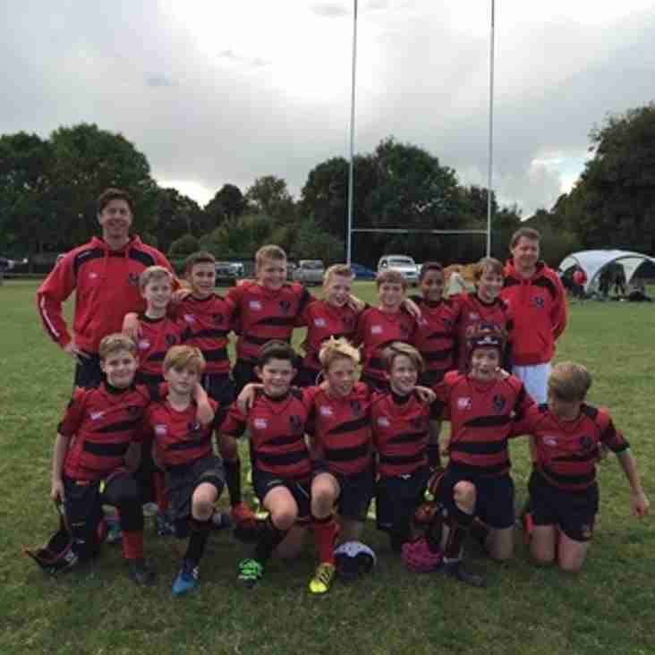 Heath Under 12s show strength and depth of squad