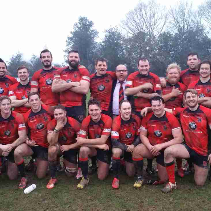 Heath beat local rivals in Christmas cracker