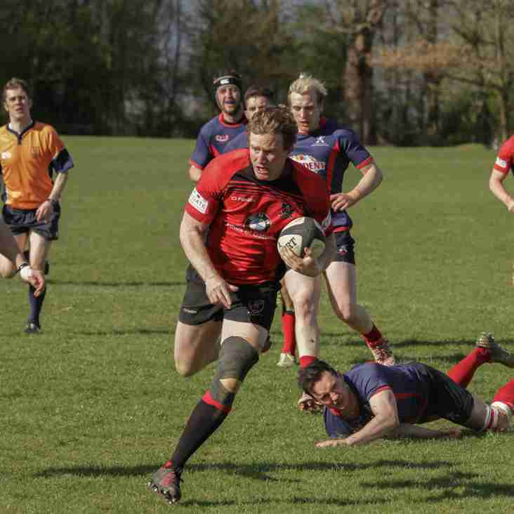 Heath secure third consecutive promotion