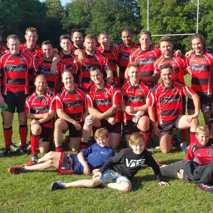 First home game sees win for Heath