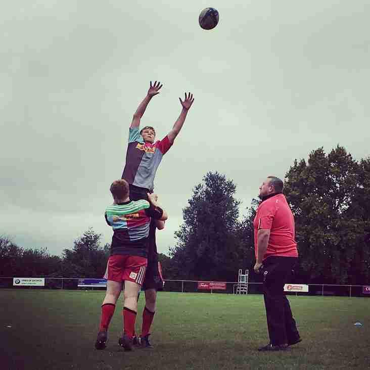 Heath Under 15s look forward to new season