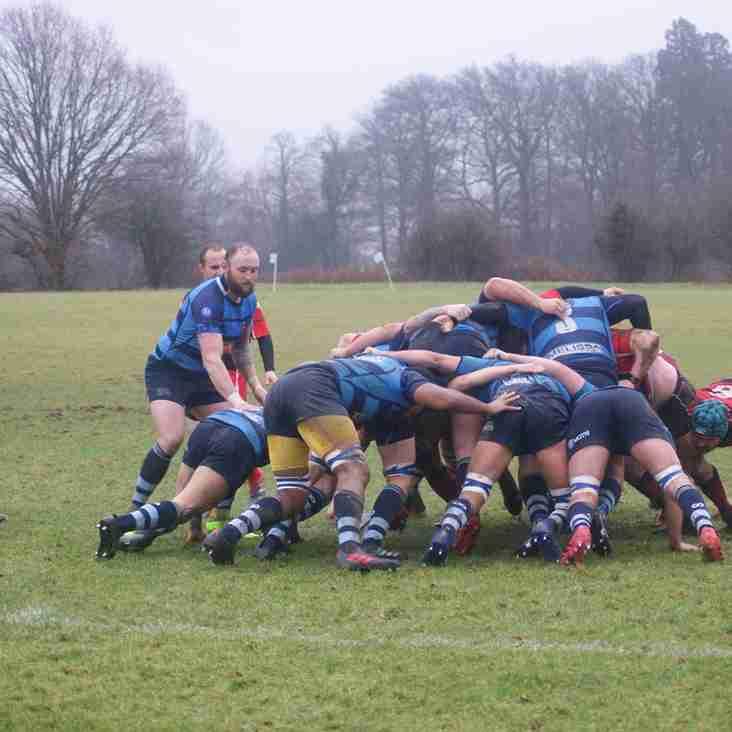 Heath beaten by 14 man Dover