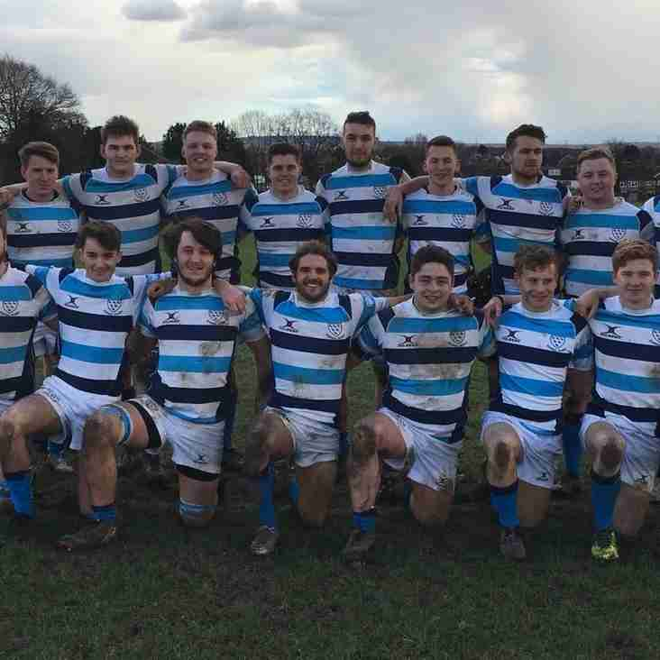 Young county players secure win over Essex