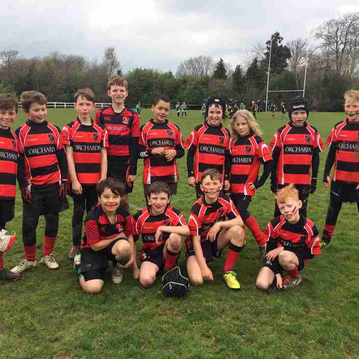 Heath Under 10s thrive at Horsham Festival