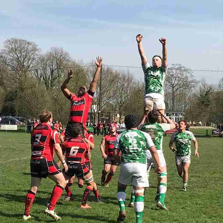 Heath lose out in local derby