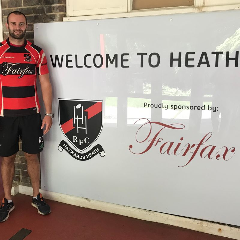 Ross Chisholm returns to re-energise Heath 1st XV