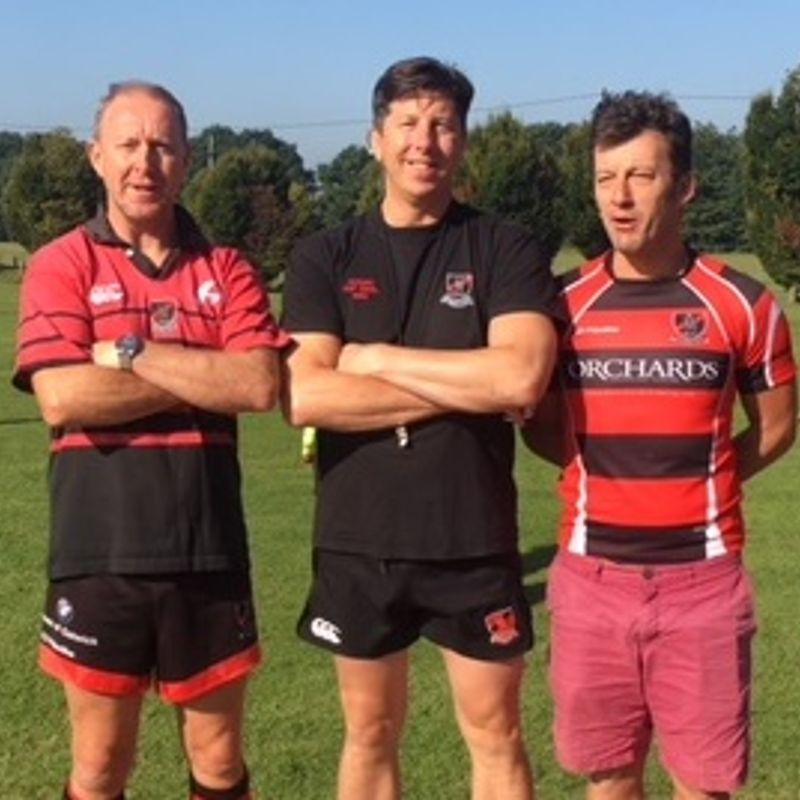 Heath cyclists raise funds for Restart Rugby