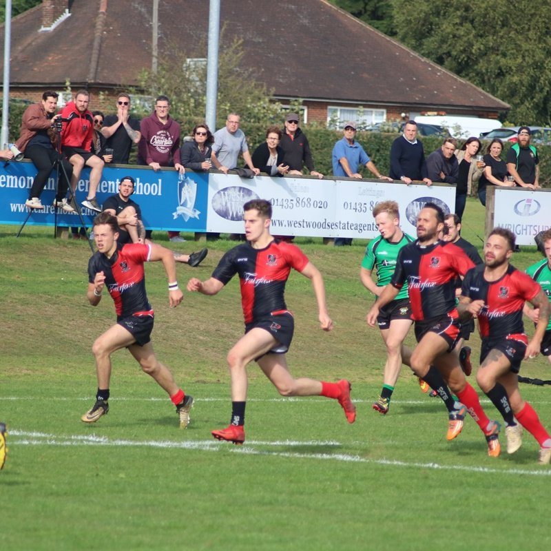 Heath win one and lose one in local Sussex derbies