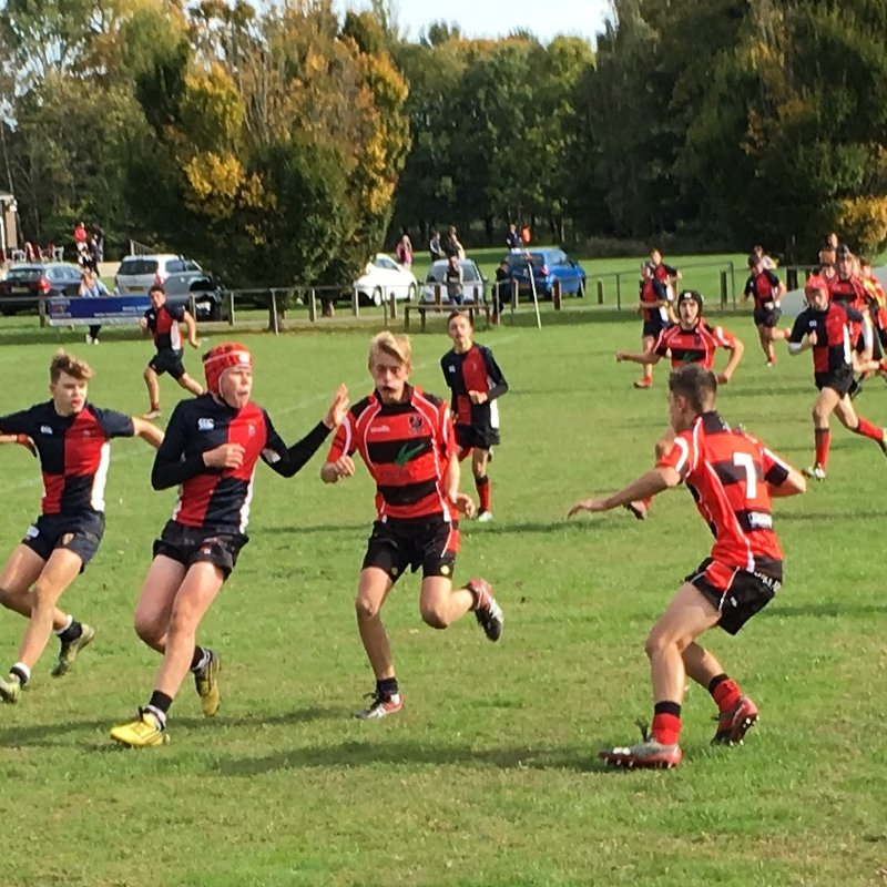 Heath U16s squeak past Cranleigh