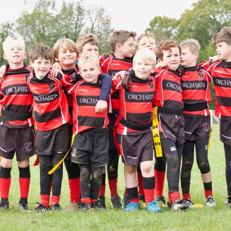 Heath RFC Mini Festival a roaring success