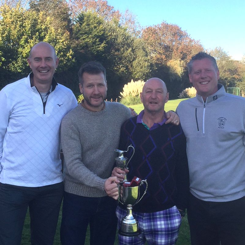HHRFC raise funds for local hospice at annual golf day