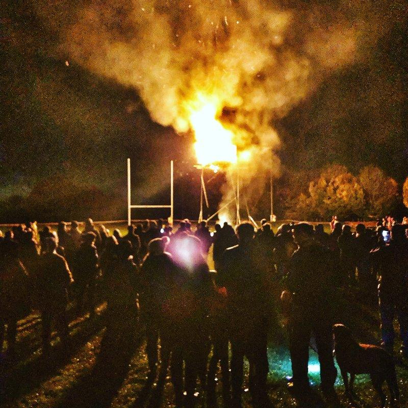 Heath RFC marks Armistice Centenary